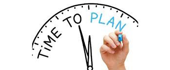 time to plan image